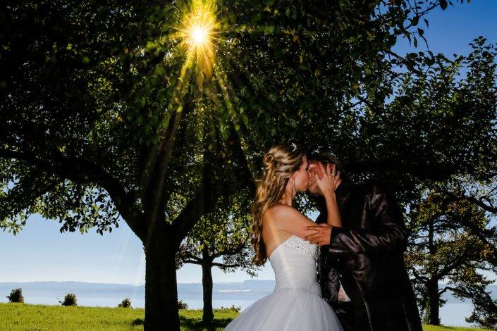 Hochzeitsfoto aus dem Portfolio