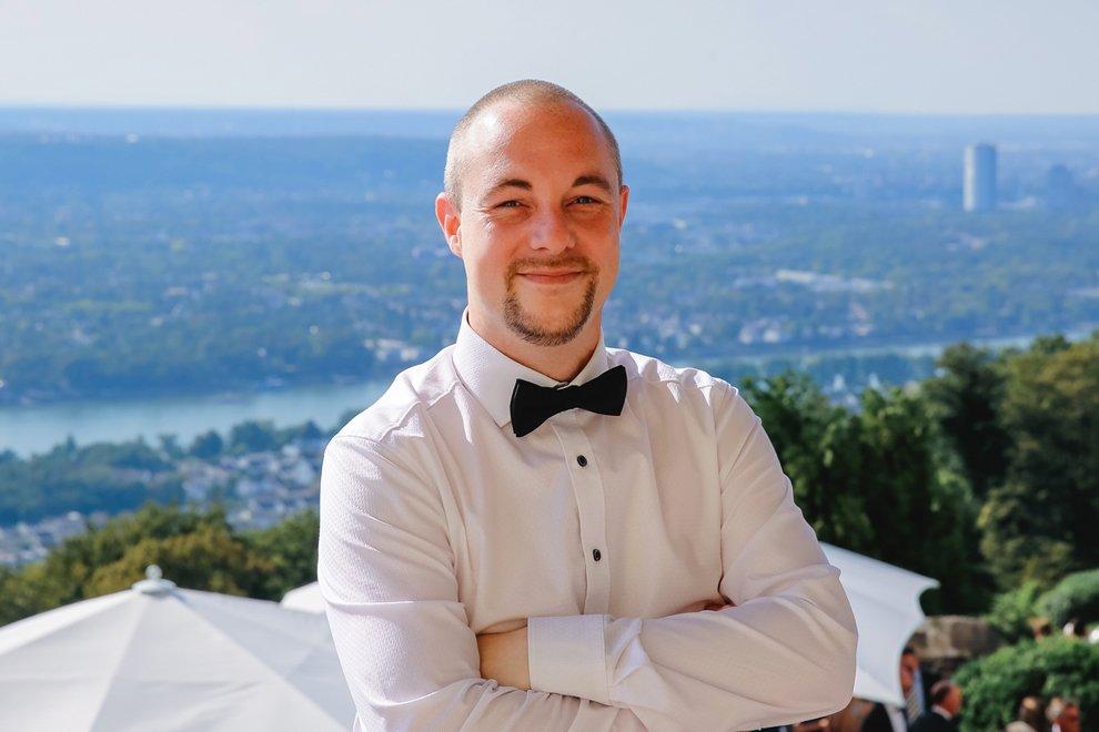 Über mich: Der Hochzeitsfotograf Christian Colista